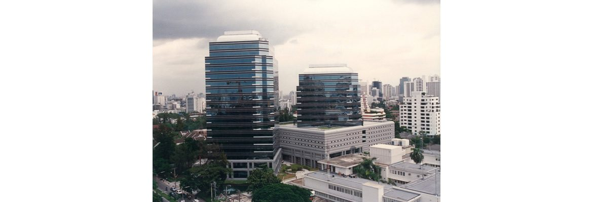 Diethelm Towers (Present GPF Building)