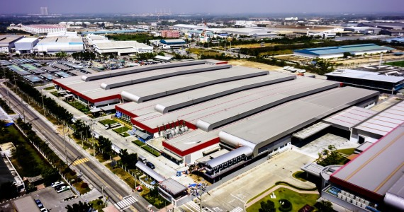Siam Toyota Manufacturing Engine New KD Engine Plant