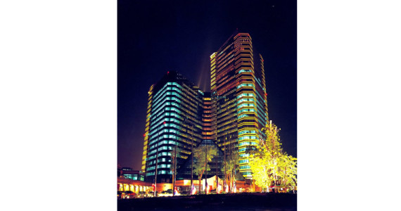 Siam Commercial Bank Headquarters