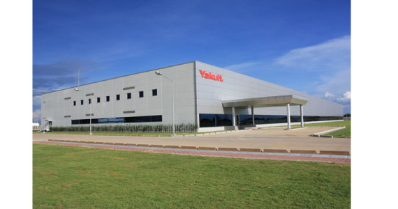 Yakult New Factory