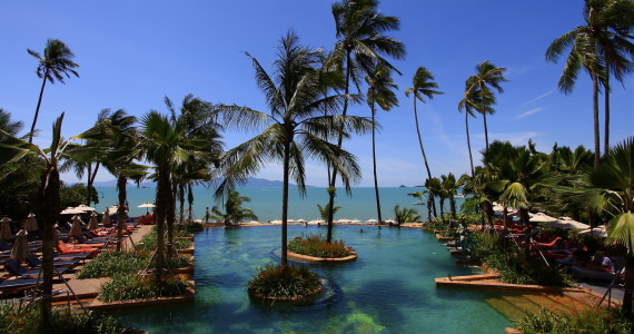 Anantara Resort & Spa, Samui