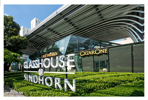 Glasshouse @ Sindhorn