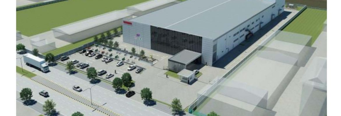 TES NEW FACTORY